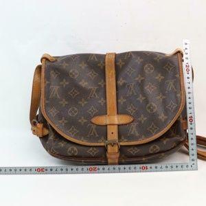 Louis Vuitton Shoulder Bag Saumur 30